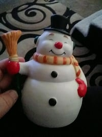 Frost the snowman music spinner