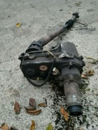Transfercase out of a 96 1/2 ton dodge Olympia, 98501