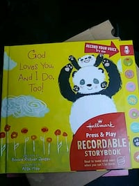 Recordable Storybook Independence