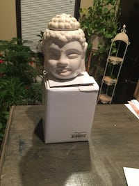 Buddha tea lite oil warmer