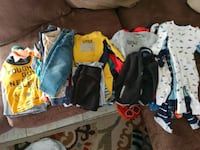 toddler's assorted clothes Las Vegas, 89118
