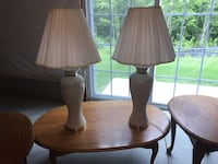 Table lamps Methuen, 01844