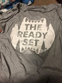 The ready set merch