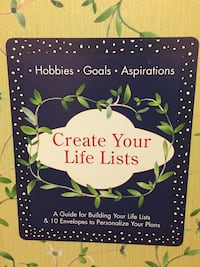 Create Your Life Lists A Guide For Building Your Life Lists Winnipeg, R3E 1Y6
