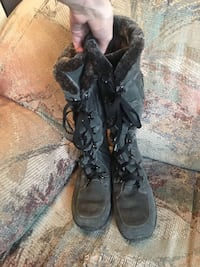 Brand new boot worn once...Brand name   Calgary, T2S 2Z9