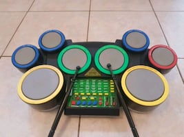 Electronic drum set - Drums