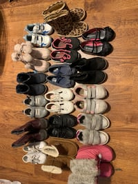 Toddler girl shoes 4-8