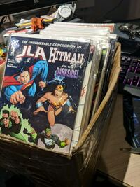 45 Comic Books (Bagged & Boarded) Mississauga, L4W 3H7