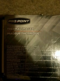 Pro point thermal imager new in box