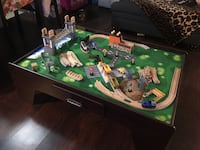 Train Table with Train tracks and accessories  Riverside, 92503