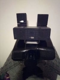 Projector withe surround sound speakers comes with remote extra bulb Calgary, T3J