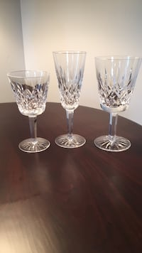 Waterford crystal goblets Ellicott City, 21043