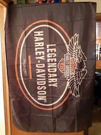 Harley division flag 3feet by 5feet new $20 Eastern Passage, B3G 1B9