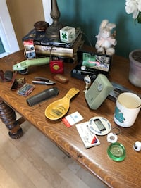 Collectibles post office metal tins keys etc Toms River, 08753