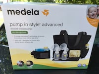 Medela pump in style advanced double breastpump Rochester, 14625