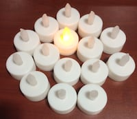 Battery-Operated Tealight Candles For Sale Burlington, L7L 6X1