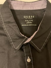 Guess dress shirt  Mississauga