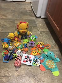 Baby toys & Teething toys