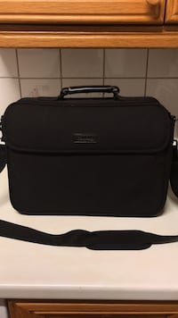svart og grå laptop bag Loddefjord, 5171