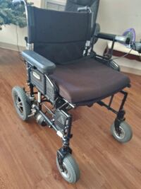 Active Care Medical power wheelchair price negotiable wheelchair folds