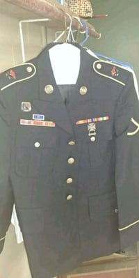 Complete dress blues army Clarksville, 37042