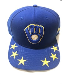 Milwaukee Brewers SnapBack Brampton, L6R 1T5