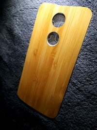 Moto X bamboo back cover  Prince George, V2L 4Y5