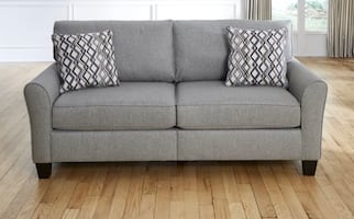 Excellent studio couch 76W x 34D x 37H in.