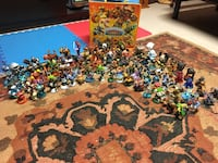 Collection of 90 different Skylanders Bradford West Gwillimbury, L3Z 0V9