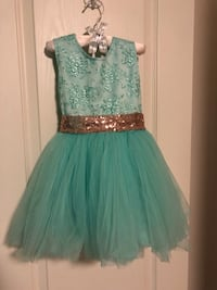 12-18mnths party dress in mint color Ashburn, 20148