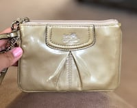 Coach wristlet. Brand new, never been used.
