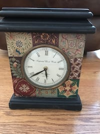 Decorative clock- new with tags   Frederick, 21702