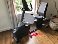 recumbent stationary bike Arlington, 22201