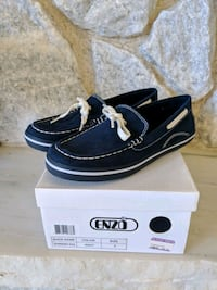 Boys blue suede shoes. Size 3. Brand new Northbrook, 60062