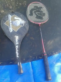 Badminton racket $10