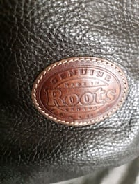 Roots pebble leather backpack Toronto, M4P 1P9