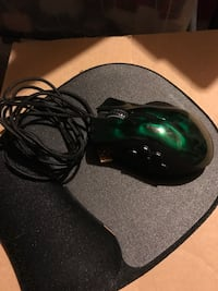 Razer Naga Hex MOBA PC gaming mouse Brunswick