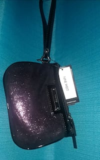 Beautiful Nine West Purple Bling Purse Channelview, 77530