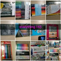 assorted-color coloring pencil lot collage Miamisburg, 45342