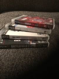 320Gb PS3 w/ games San Diego, 92103