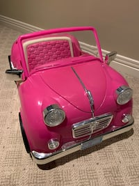 """Our Generation Retro Convertible Car ( fits all 18"""" Dolls)"""