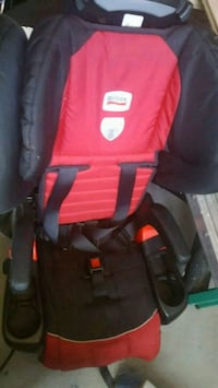 red and black car seat carrier Ashburn, 20147