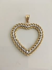 Gold-colored chain necklace Selah, 98942