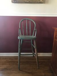 Antique farmhouse bent wood youth chair  Louisville, 40299