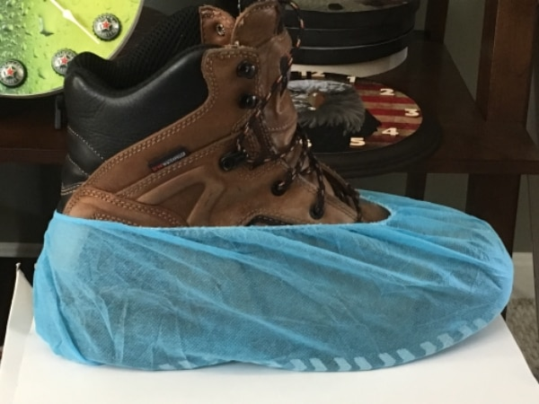 Disposable Shoe/Boot Covers