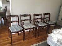 Dining room chairs Scotch Plains, 07076