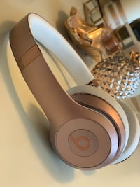 Beats Solo 3 Wireless Rose Gold Kulaklık