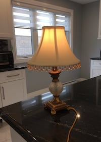 Elegant small table lamp  Laval, H7W 4S8