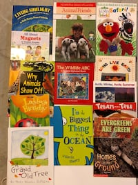 14 Brand New children's Science Books Newmarket, L4G 7G2