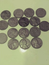 round silver-colored coin lot Salinas, 93905